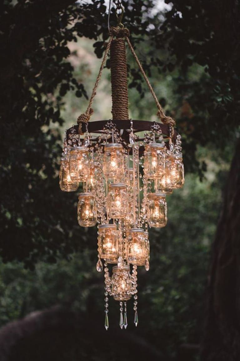 They can make a gorgeous chandelier do it yourself pinterest they can make a gorgeous chandelier arubaitofo Gallery