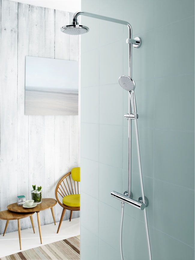 GROHE Euphoria douchesysteem… | Best Shower Systems | Pinterest ...