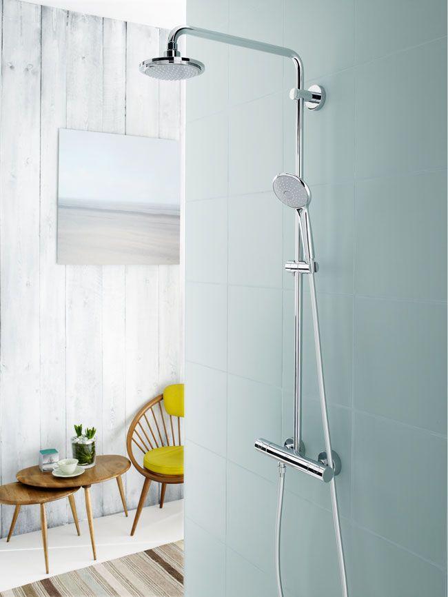 Bathroom   GROHE Euphoria douchesysteem. GROHE Euphoria douchesysteem    Best Shower Systems   Pinterest