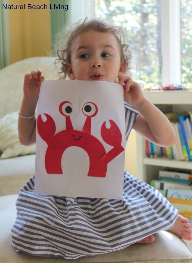 Montessori Inspired themed preschool activities, under the sea animals, practical life, sensory play, Alphabet craft, Best Under The Sea Preschool Activities