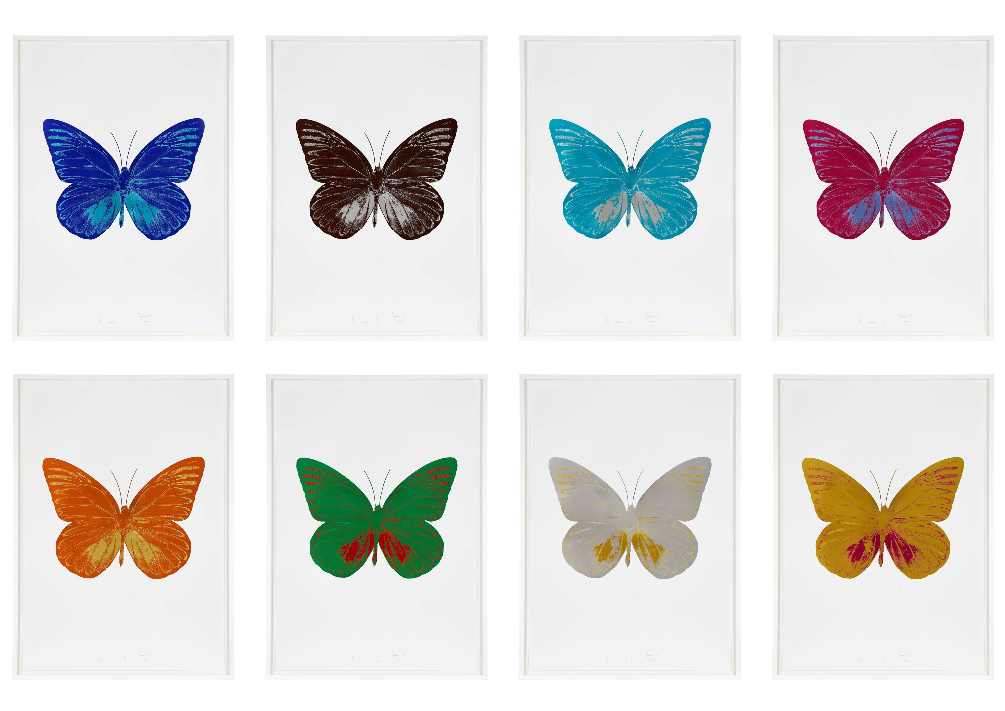 The soul, Damien Hirst