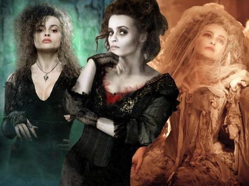 8313c2014 Helena Bonham Carter's characters - Stylish Halloween outfit inspiration