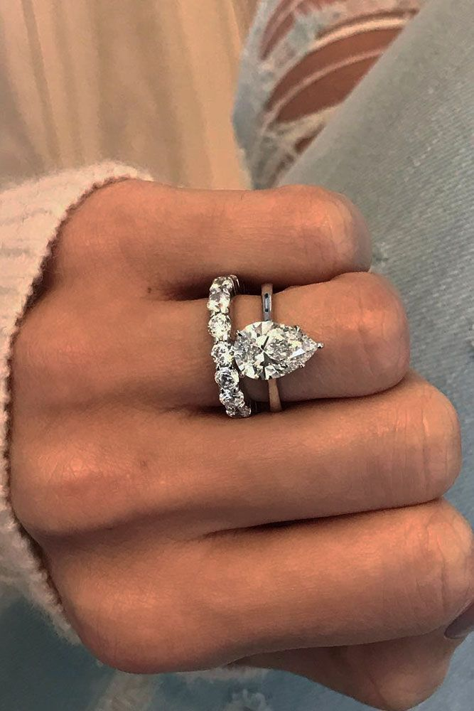 Perfect Solitaire Engagement Rings For Women ☆ See more: https ...