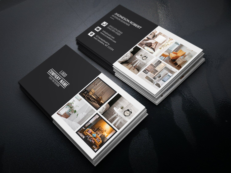 Interior Design Business Card Business Design Interior Design Business Interior Designer Business Card