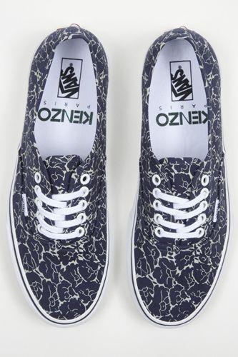 fab5e241d6fee Vans x Kenzo Sneaker Collaboration - New Men s Shoes