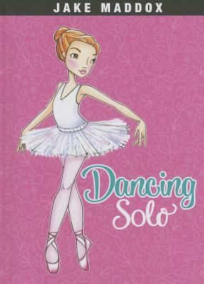 Dancing solo by Jake Maddox. Click on the image to place a hold on this item in the Logan Library catalog.