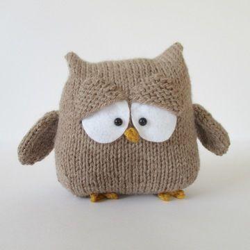 Photo of Oscar the Owl (en)