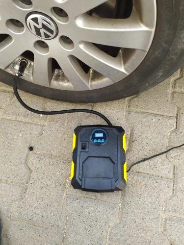 12V Digital Tire Inflator So Convenient in 2020 Tire