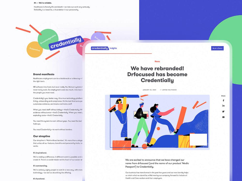 Web Design 16 Basic Types Of Web Pages In 2020 Web Design Brand Manifesto Webpage Design