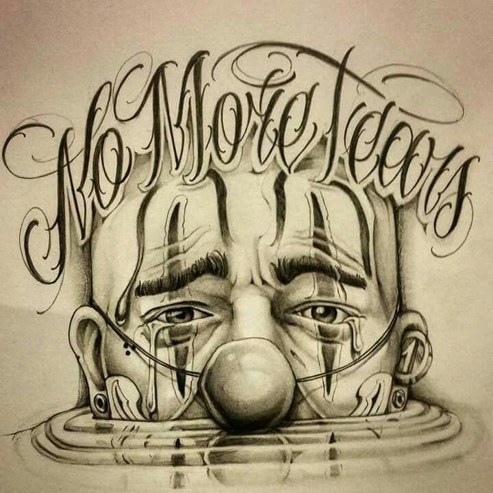 No tears | ni | Pinterest | Cliente, Tatuajes y Ideas de