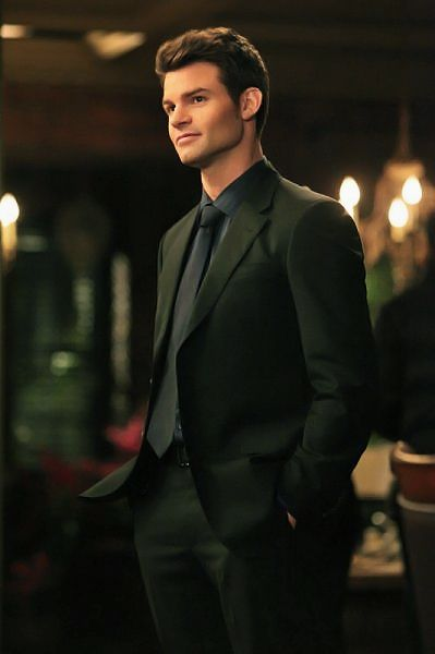 Daniel Gillies, the reason to watch vampire diaries