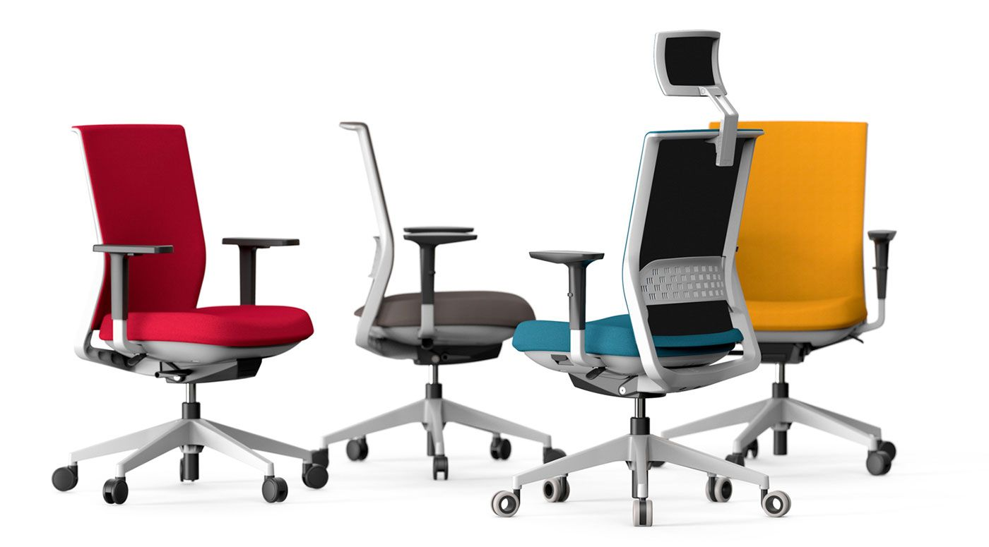 Work Chair Stay Freedom Of Movement Diseno Industrial Disenos