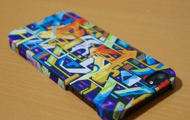 Fancy - The Bronx iPhone 5 Case by TATS CRU