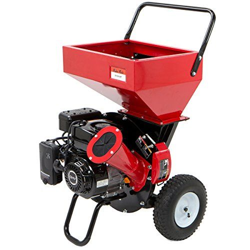 Wood Chippers Shredders Lawn Equipment Wood Chipper Outdoor Power Equipment