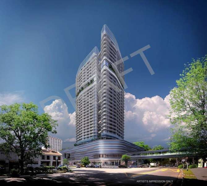 Singapore D7 Middle Road Golden Mile City Gate For Sale On Propgoluxury Beach Road Miles City Condo
