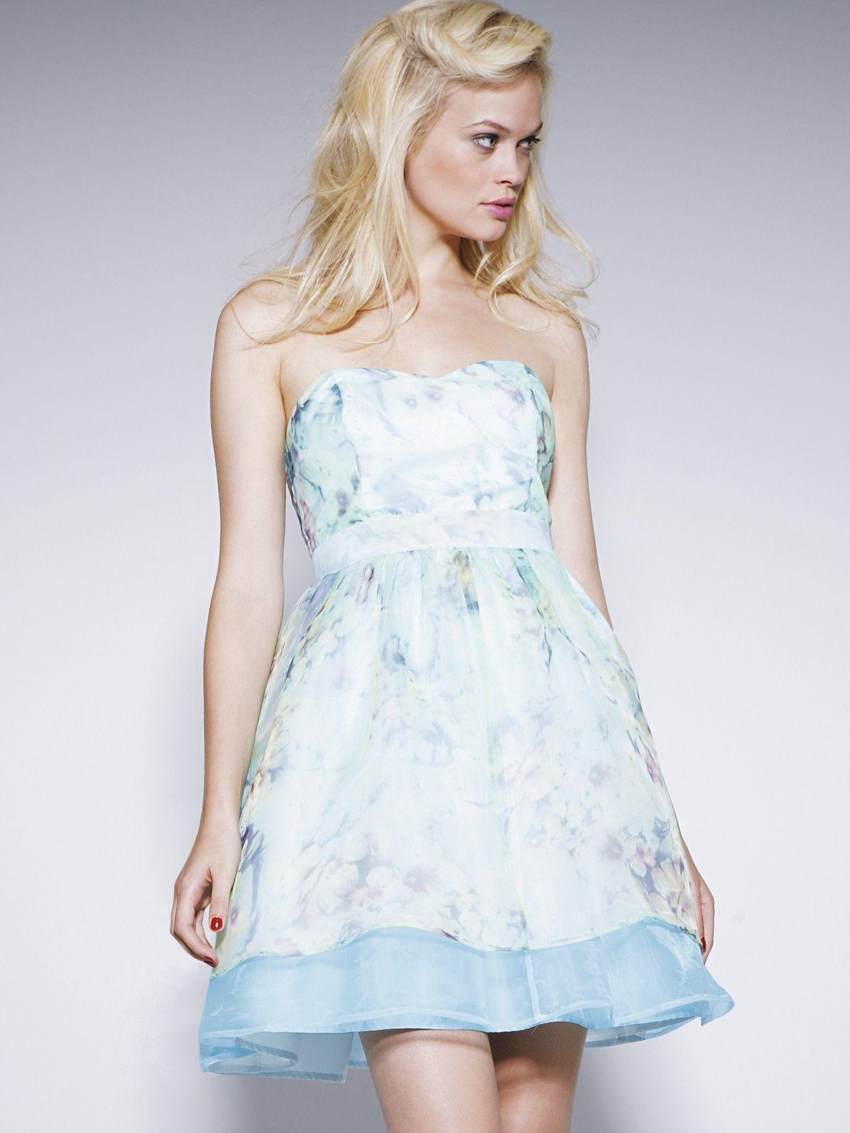 Love Label Printed Prom Dress   My Style   Pinterest   Prom, Petite ...