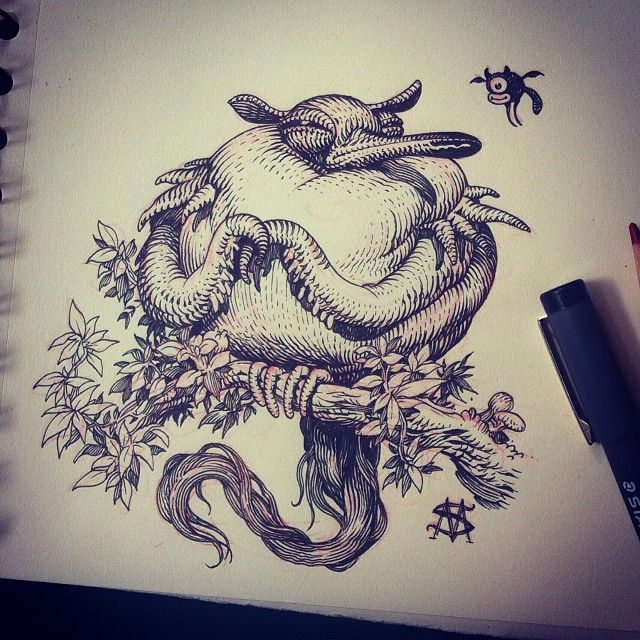 Instagram photo by @grograou via ink361.com