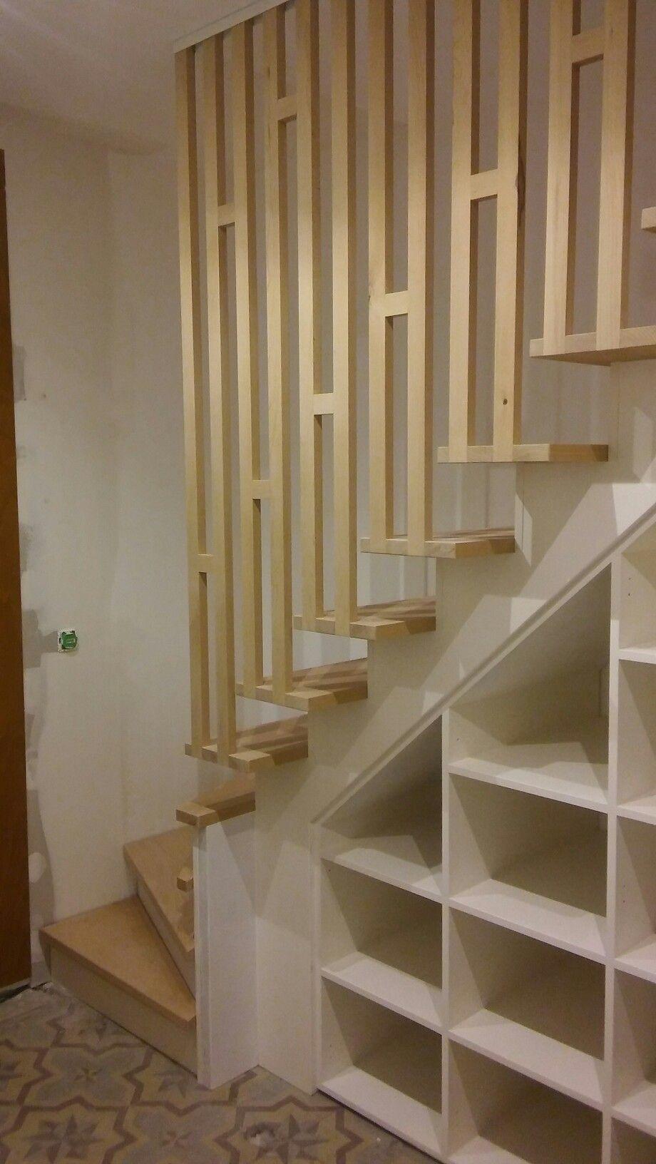 Escalier Hetre Escalier Palette Menuiserie