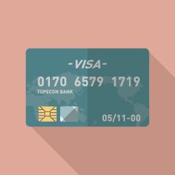 フラットデザインのアイコン クレジットカードのアイコン素材 その2 アイコン素材 アイコン クレジットカード