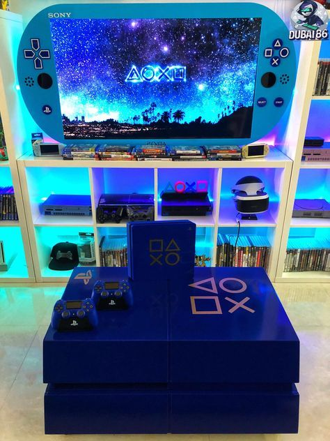 Design Your Room Game: My Custom Ps4 Days Of Play Edition