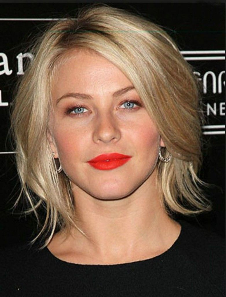 short choppy layered hairstyles for round faces | hair | pinterest