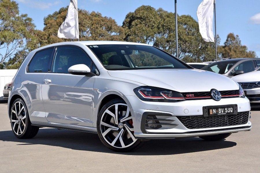 Golf Gti Performance 2017 >> Print 2017 Volkswagen Golf Gti Performance Edition 1 Hatch