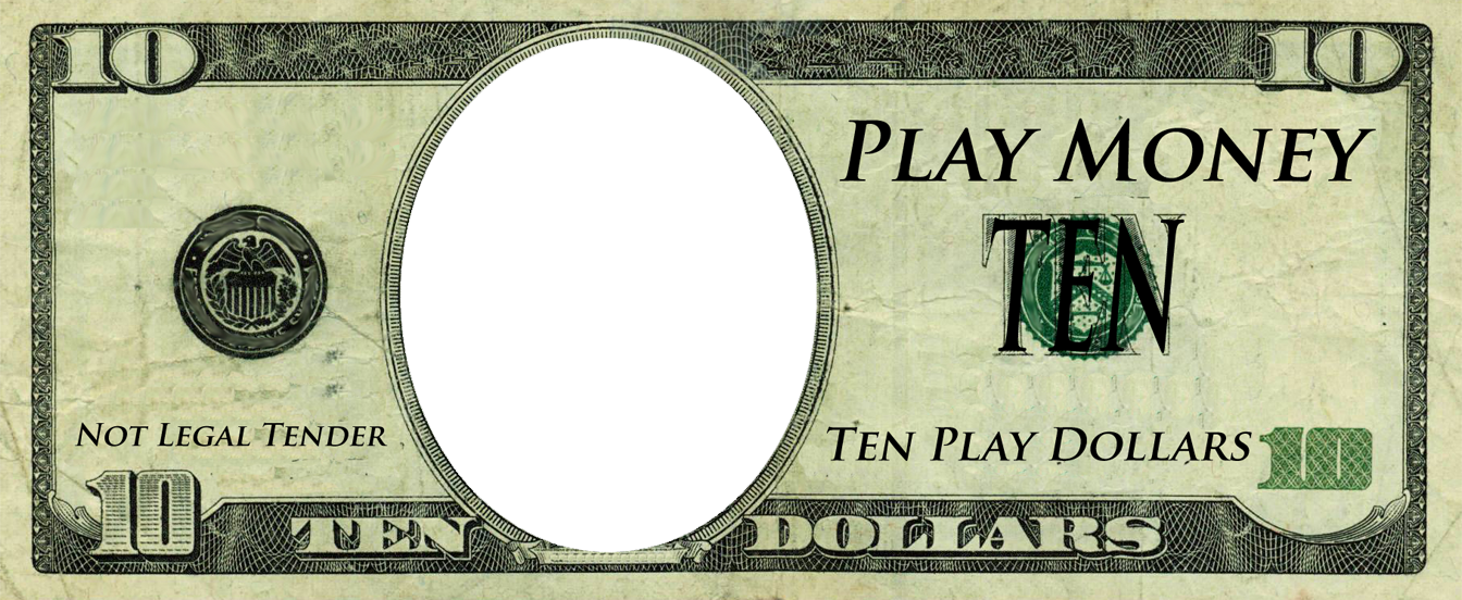 Play Money Template Play Money Templates Free Customizable
