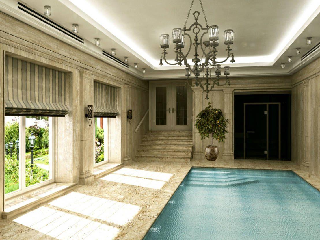 10 ideas de albercas para casas modernas albercas for Diseno de albercas modernas