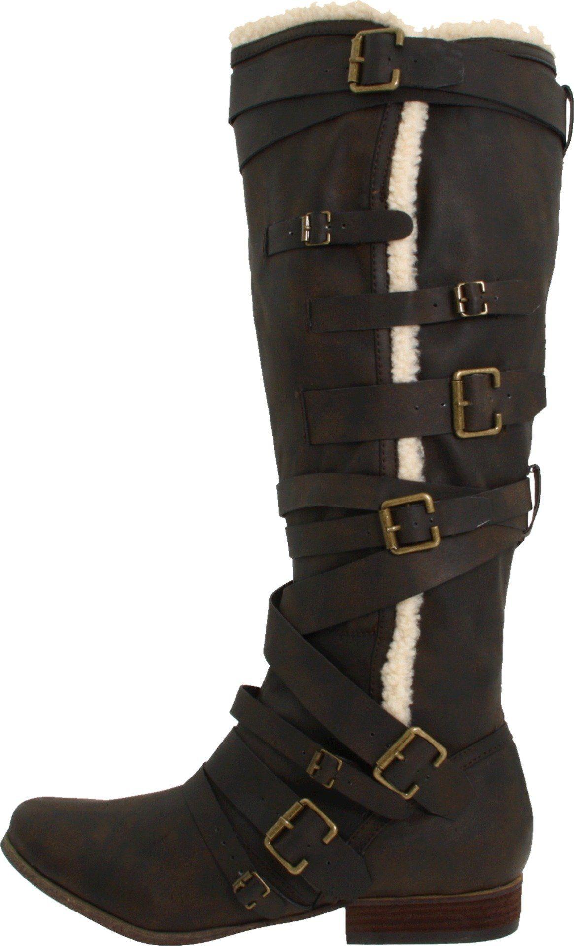 daae9ed8488 Not Rated Women s Bonfire Knee-High Boot