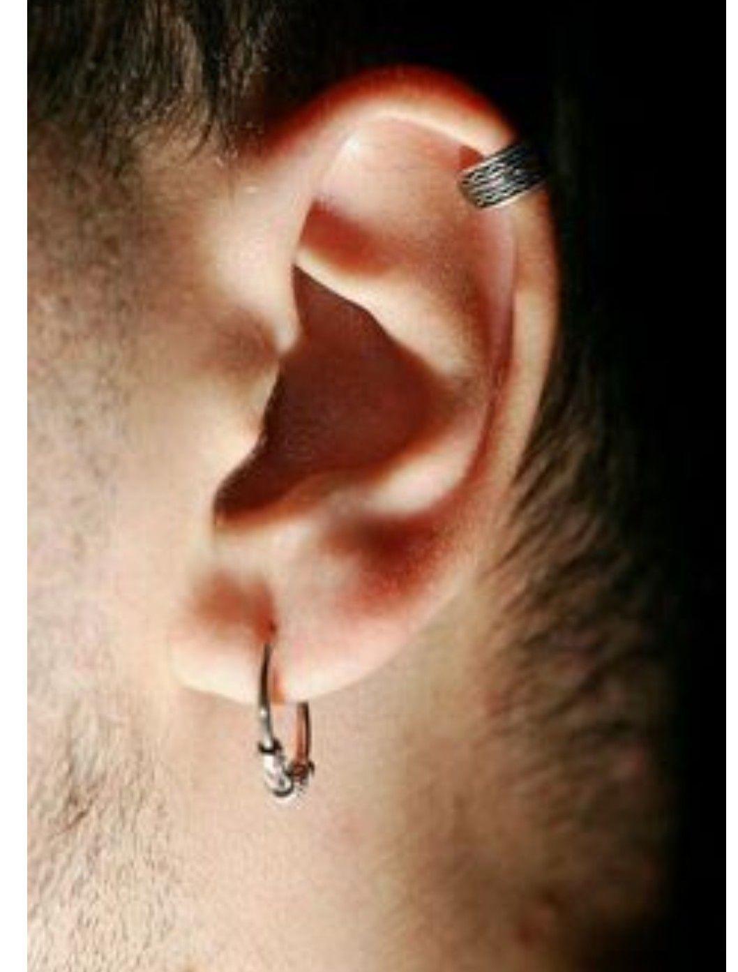piercing industriel bijoux homme