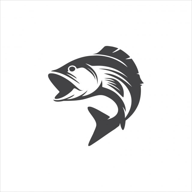 Fish Logo Vector Design Icon Fish Icon Sign Png And Vector With Transparent Background For Free Download Fish Logo Fish Icon Icon Design