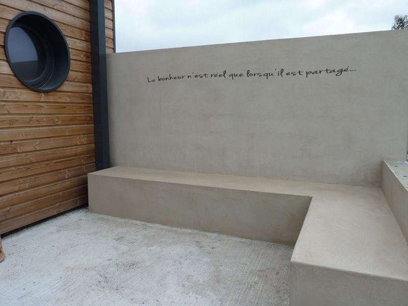 enduit naturel exterieur contemporain - Recherche Google Façade