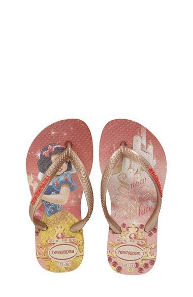 9fda1ede6ede0 Havaianas  Disney Princess  Flip Flops (Toddler   Little Kid)