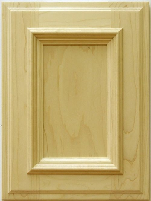 Update Cabinet Door By Adding Molding