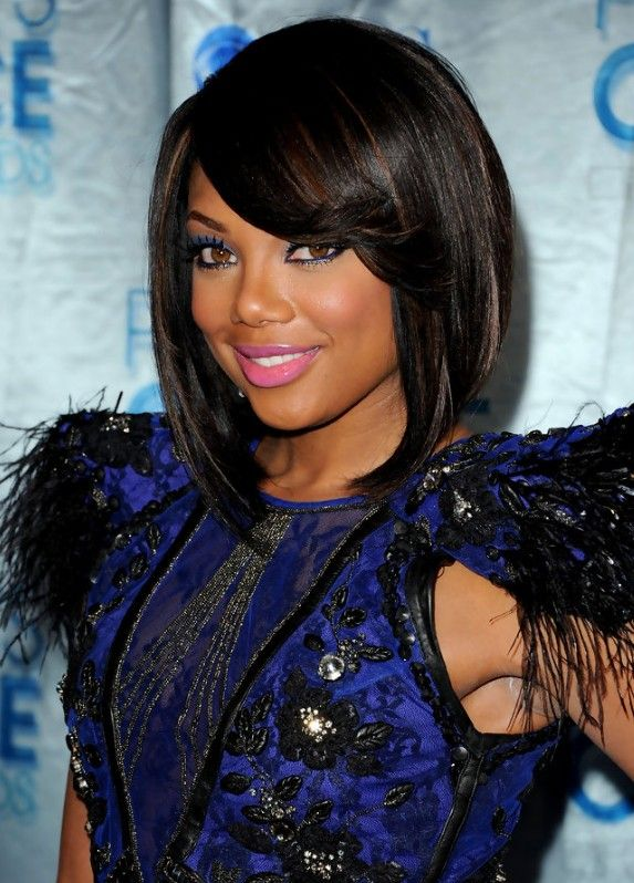 2013 African American Black Bob Hairstyle Hairstyles Weekly Hair Styles Short Bob Hairstyles Short Hair Styles