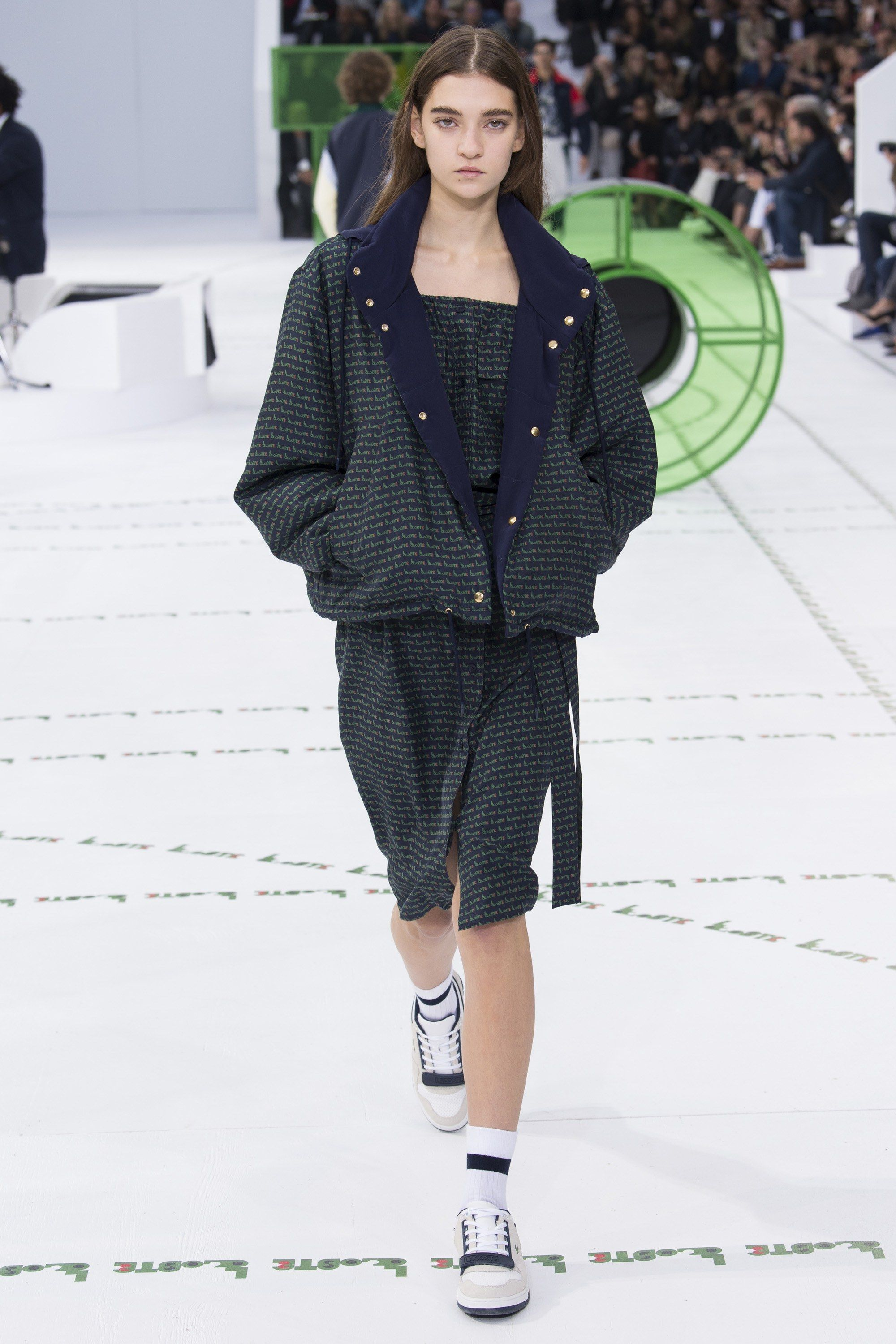 63e74119fed See the complete Lacoste Spring 2018 Ready-to-Wear collection.