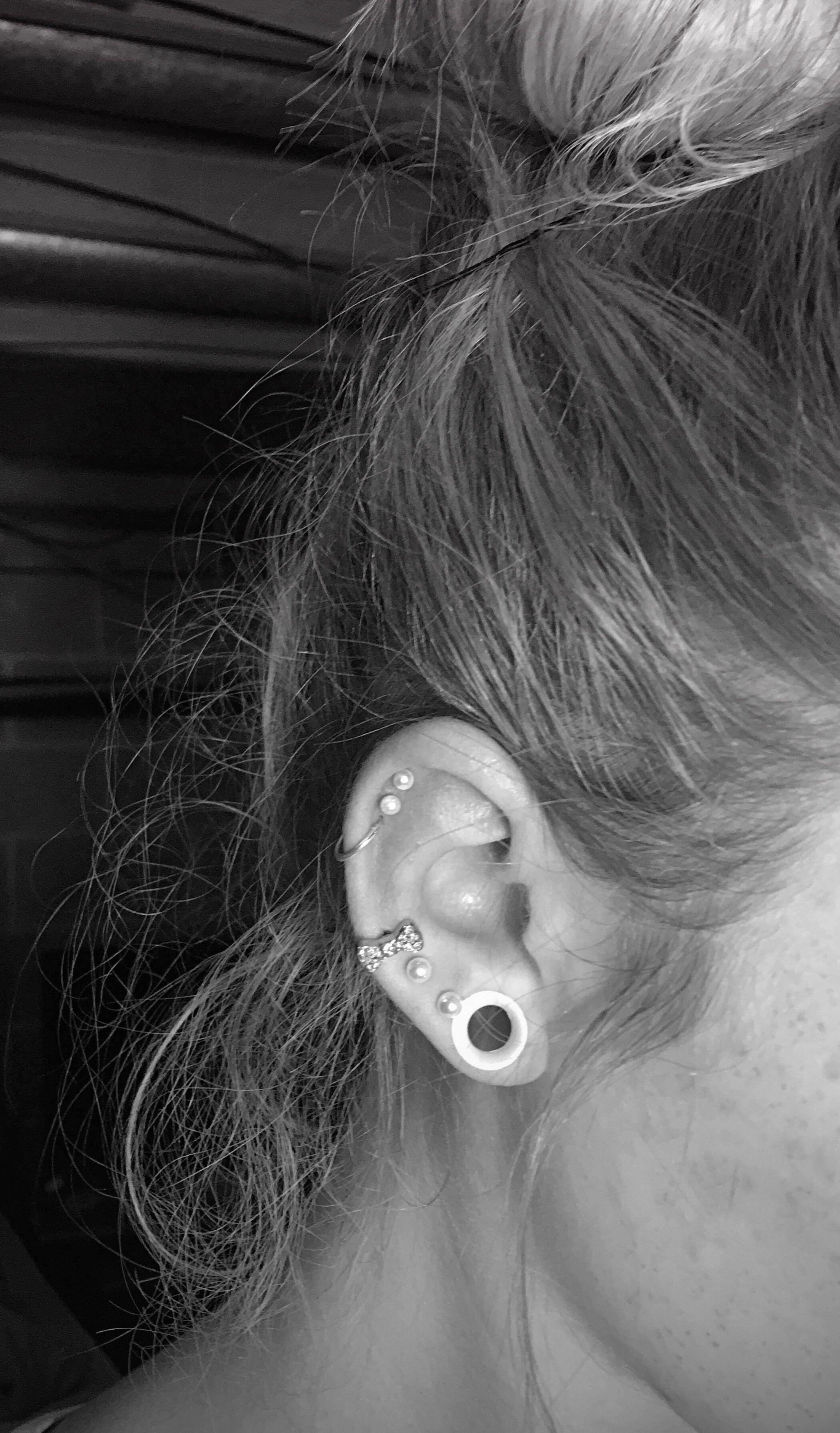 Nose piercing day 3  Pin by Dani Hartley on piercings  Pinterest  Piercings
