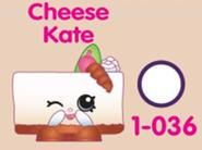 Cheese Kate Shopkins 1 036 043 Is A White Slice Of Cheesecake With Brown Feet She Topped Shaved Chocolate Cherry Leaf