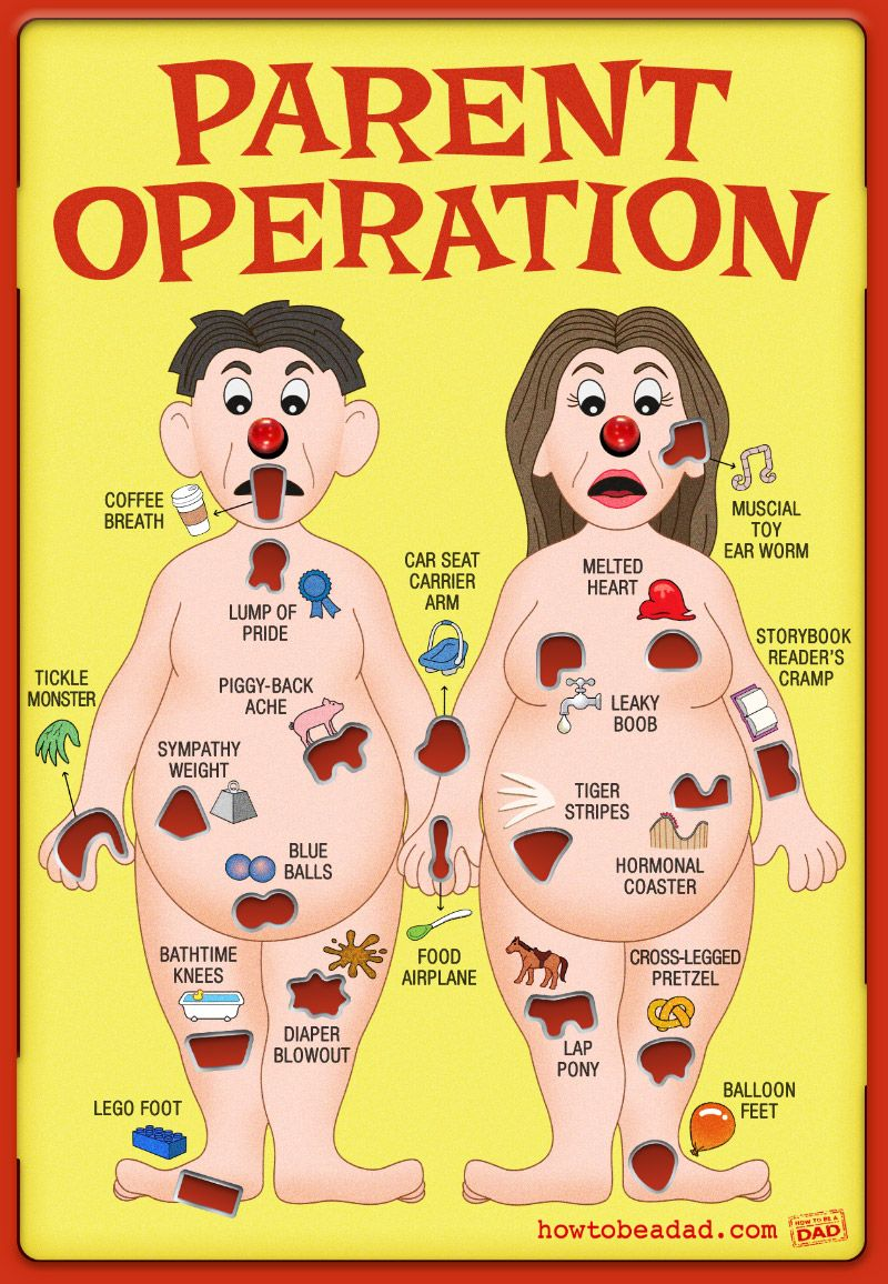 PARENT OPERATION (The Game) | Parents, Gaming and Funny stuff Funny Games Patience