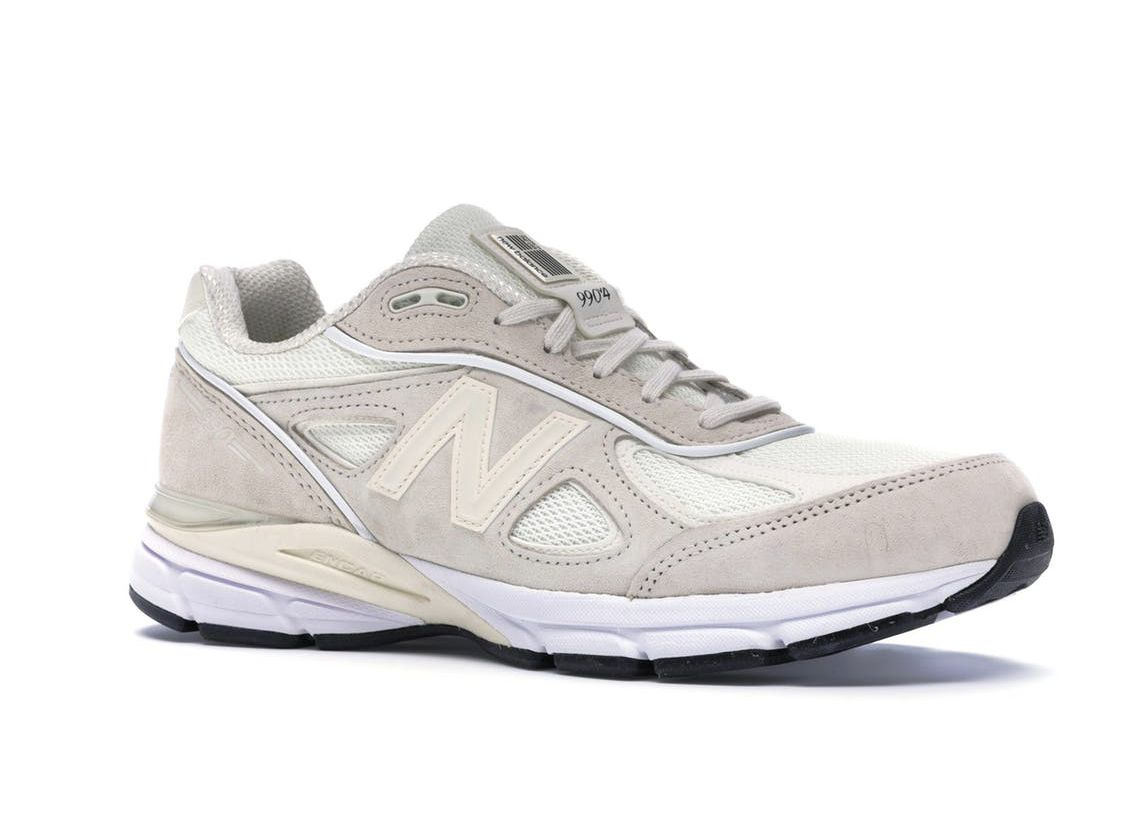 sale retailer 65112 970bd Stussy Cream M990SC4 | 990v4 | New balance, Stussy, Sneakers