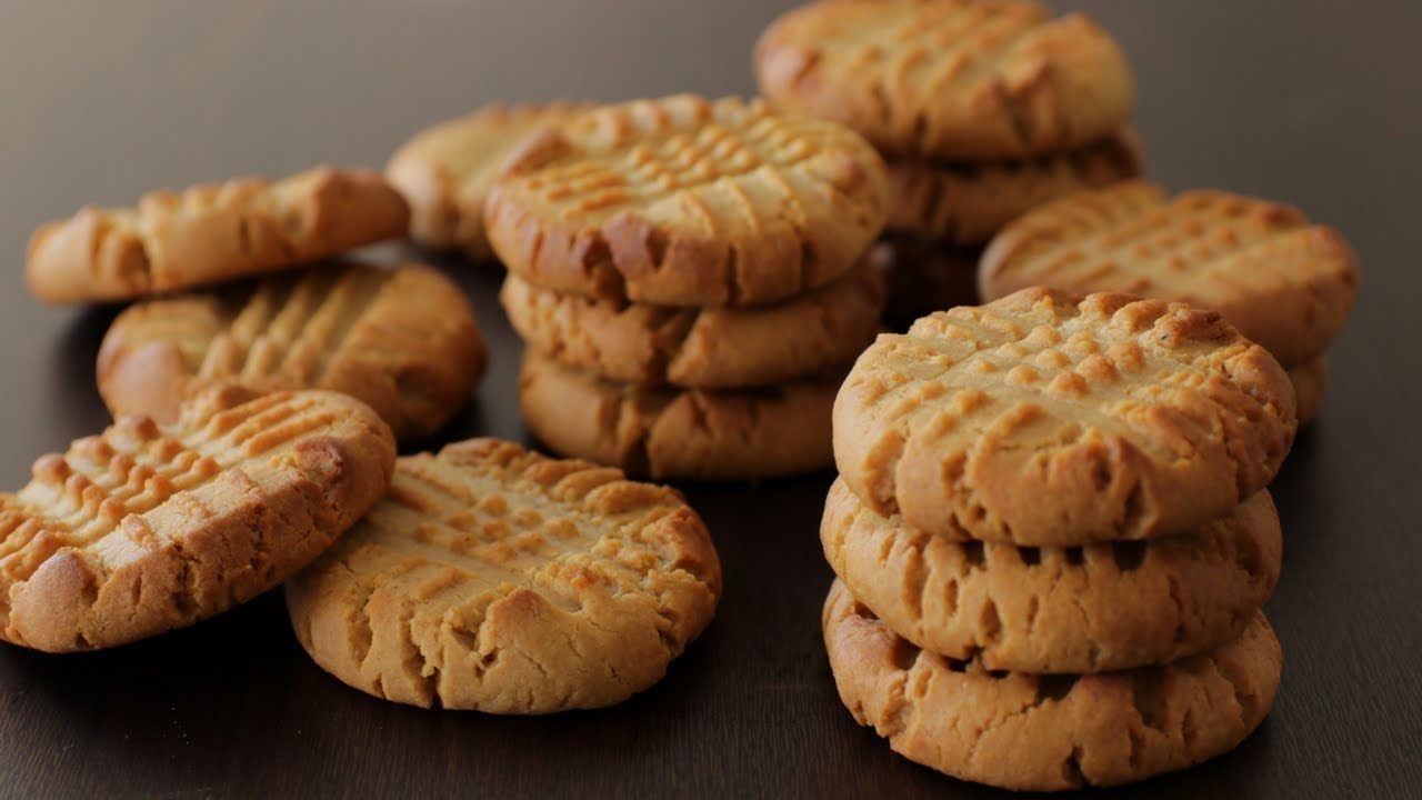 How to Make Peanut Butter Cookies - YouTube  a685afadf25