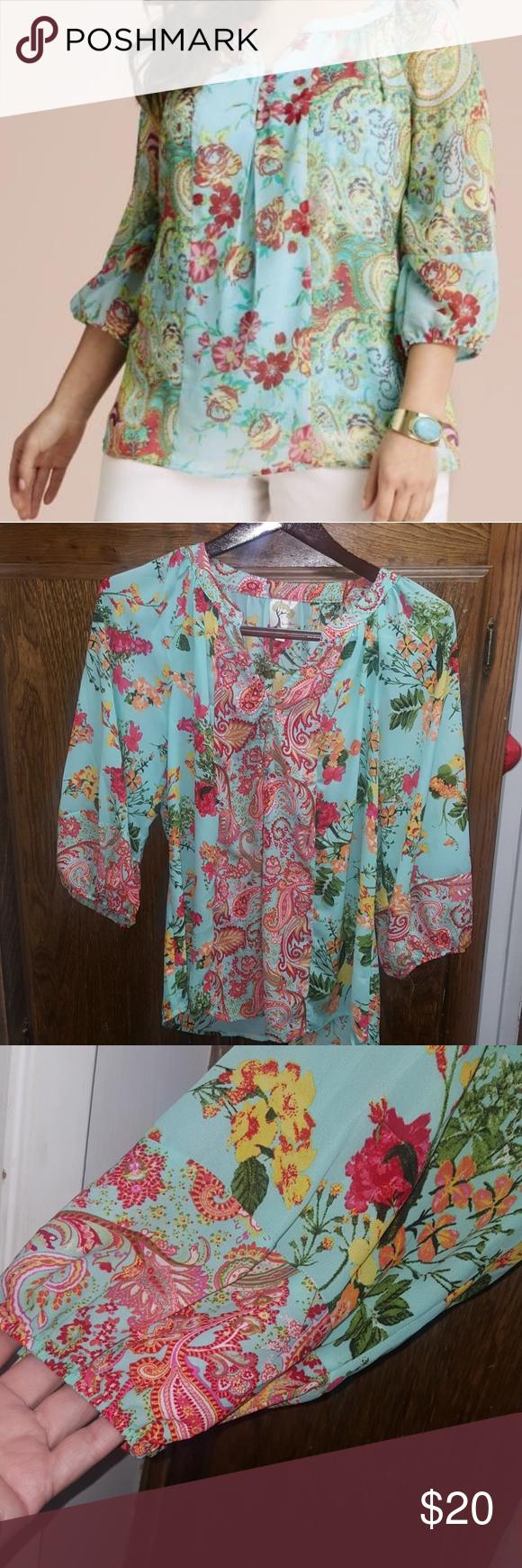 Fig Flower Blouse My Posh Picks Fashion Tips Designer