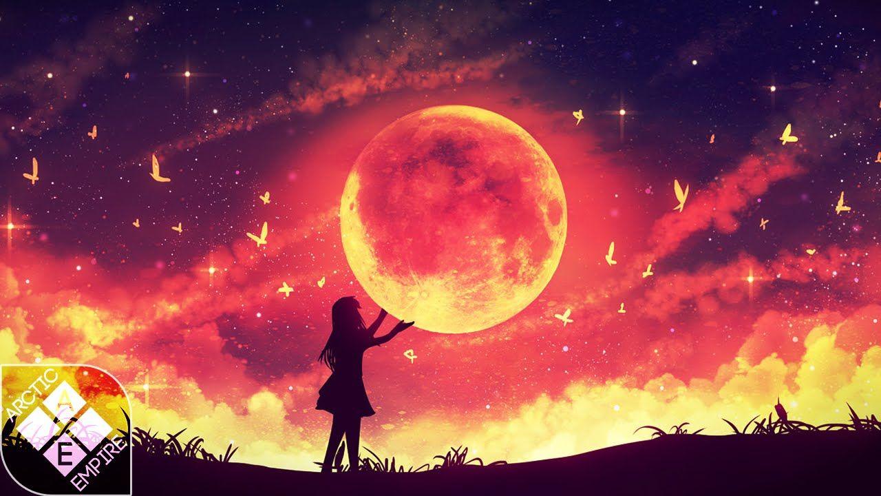 Electronic Dreamlag Firefly Anime Scenery Art Scenery Wallpaper