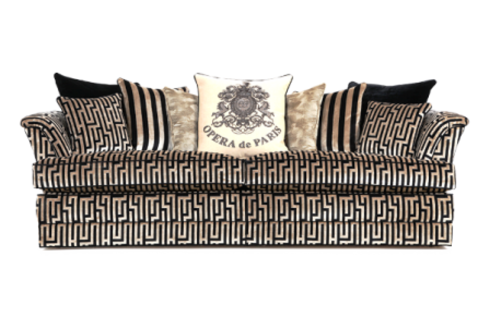 Gascoigne Designs Savannah Hex Sofa
