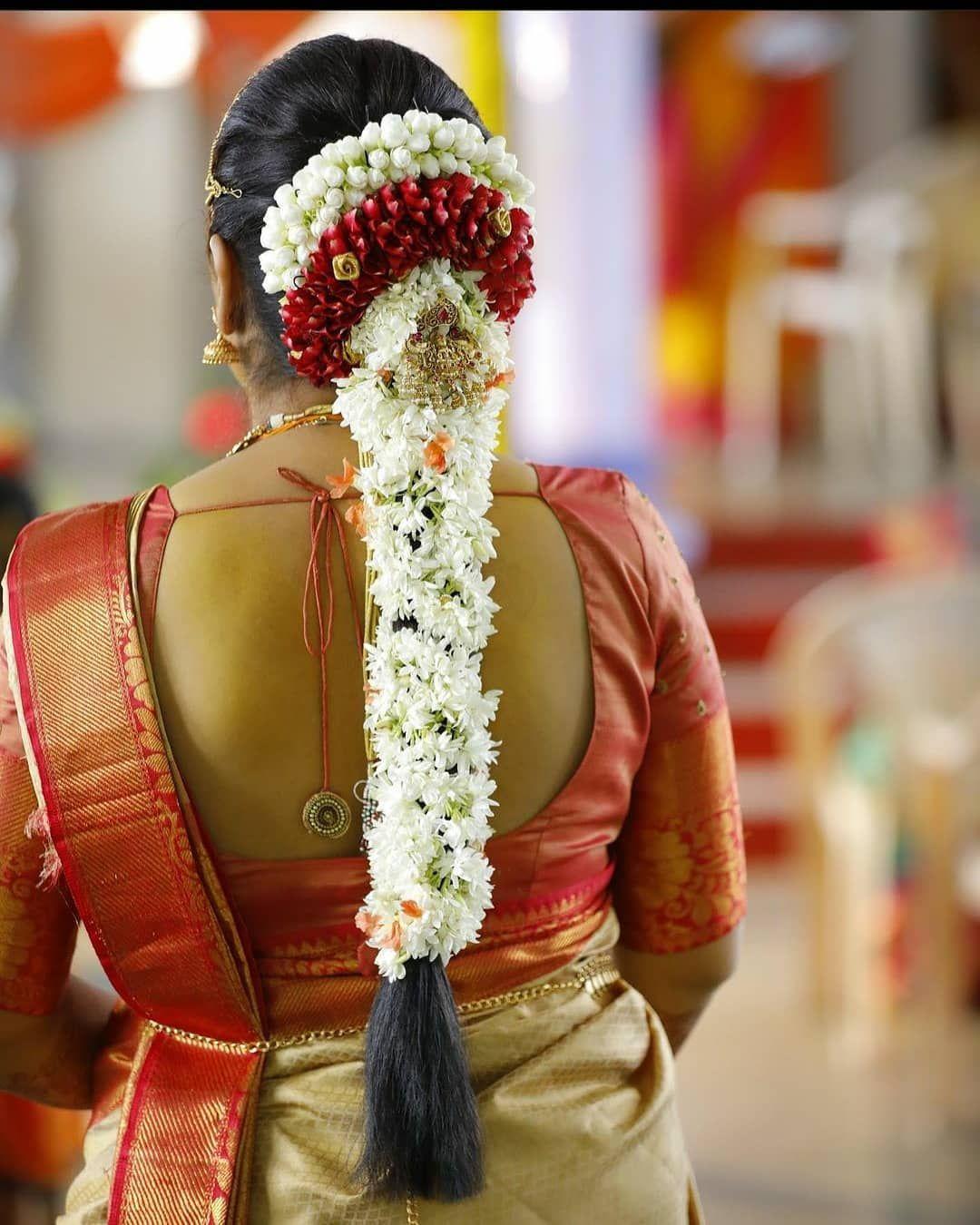 Major Floral Jada For Bridesmaid Mua Makeuphairbyincharasriram Hairstylerukku Southindianbride South Indian Wedding Wedding Moments Indian Makeup Artist