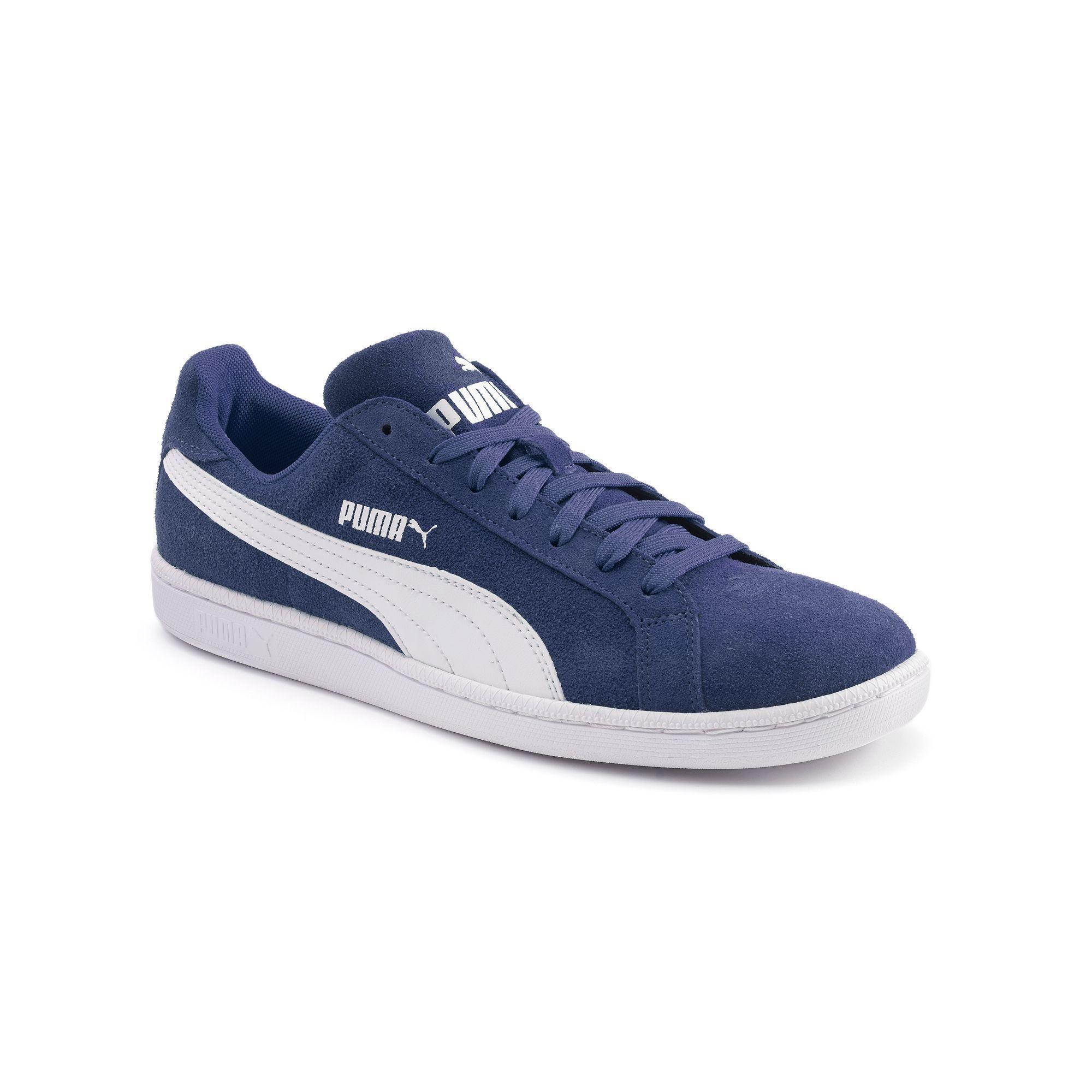 premium selection 4f2f3 0d616 PUMA Smash Men's Suede Shoes | Products | Shoes, Suede shoes ...