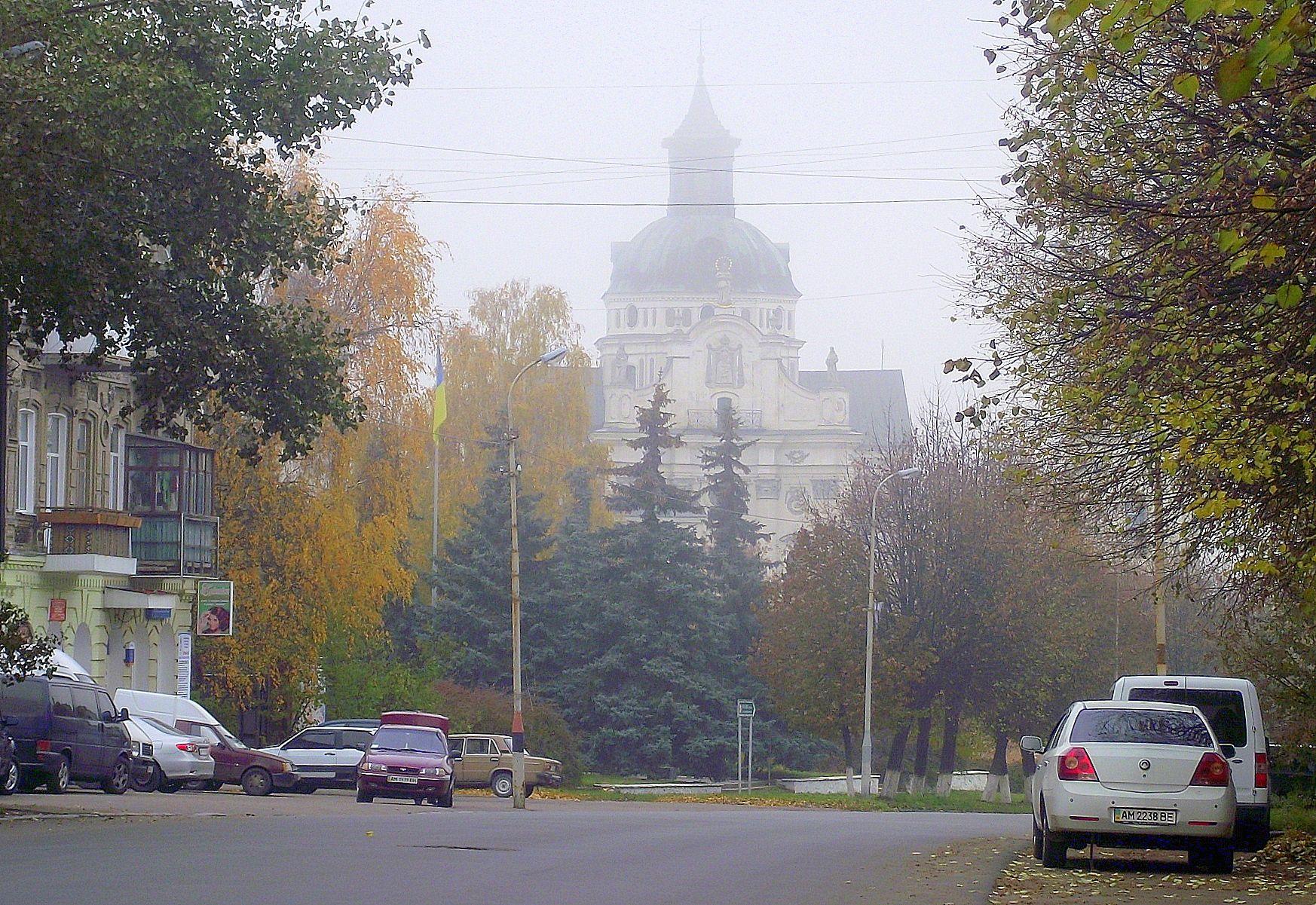«Украина начинается в Бердичеве»