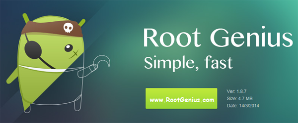 Root genius apk free download.