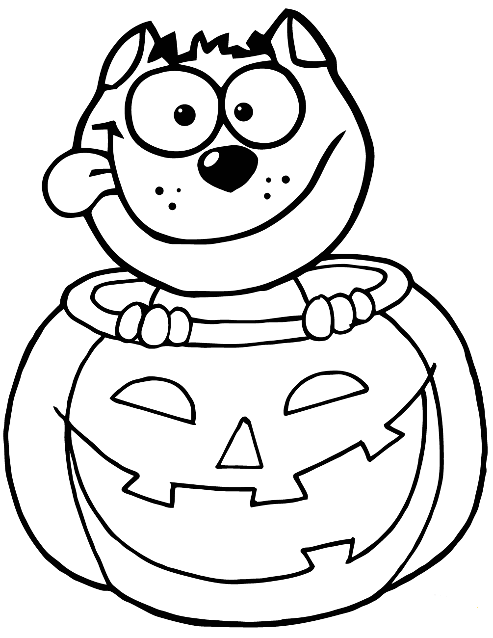 #cat #coloring #pages #pumpkin #2020 Check more at https ...