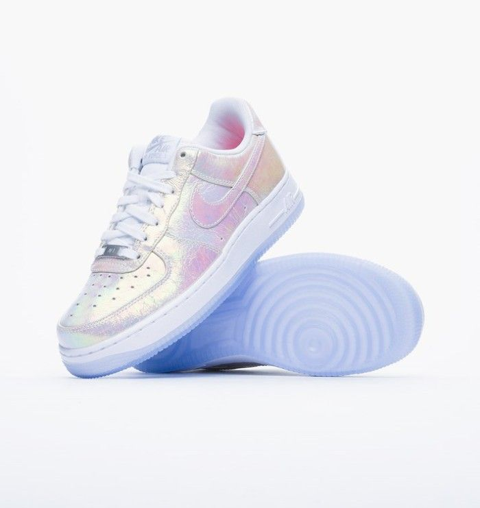 best service fe25b ce95f Nike WMNS Air Force 1 Low PRM QS Iridescent Pearl